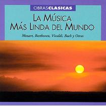 La Música Mas Linda Del Mundo Cd 1ra Ed 2001 Made In Usa