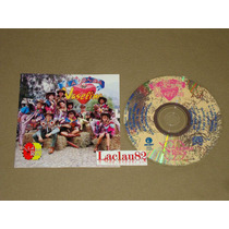 La Onda Vaselina La Banda Rock 1993 Melody Cd Ov7