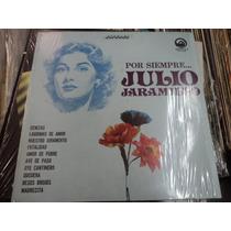 Julio Jaramillo L.p De 12 De 33 Rpm Por Siempre