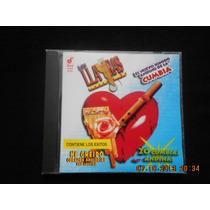Los Llayras! 20 Cumbias Andinas Cd. Seminuevo Disa1997 $145.