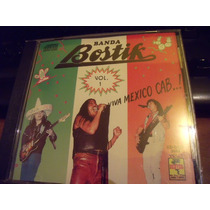 Cd Banda Bostik, Viva Mexico Vol 1 Y 2 , Envio Gratis