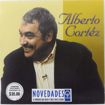 Cd Disco Compacto Alberto Cortéz