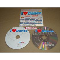 I Love Dance Vol 1 - 1990-2000 Varios 2000 Bmg Cd Doble
