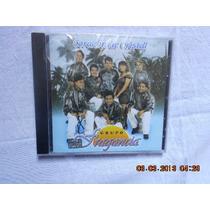 Grupo Fragancia! Corazon De Cristal Cd.nuevomcm.1999.$130.