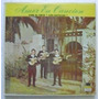 Trio Los Aztecas / Amor En Cancion 1 Disco Lp De Vinil