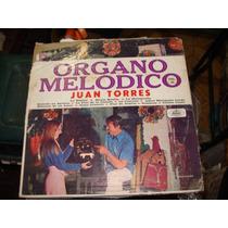 Acetato Organo Melodico, Juan Torres Vol 10