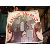 Acetato Organo Melodico, Juan Torres Vol 9
