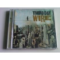 Third Day Wire Cd Usado Importado Usa