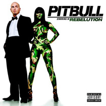 Pitbull Starringin Rebelution Cd Nuevo Excelente Estado