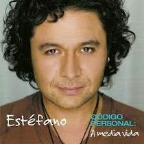 Estefano Codigo Personal: A Media Vida Cd Nuevo Envio Gratis