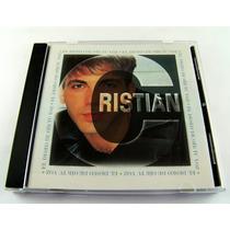 Cristian / El Deseo De Oir Tu Voz Cd Como Nuevo Melody 1996