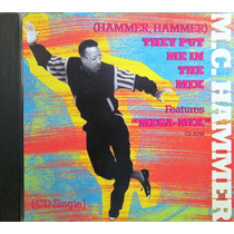 Mc Hammer - (hammer, Hammer) They Put Me In The Mix Imp Usa