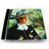 Alejandro Fernandez Que Seas Muy Feliz Cd 1a Ed 95 C/booklet