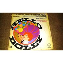 Disco Acetato De Hello Dolly Con Barbra Streisand
