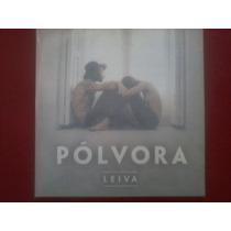 Leiva Polvora L. P. Vinilo + Cd Tzesp Pereza Ruben Pozo