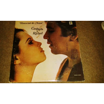 Disco Acetato De Carmela Y Rafael, Historias De Amor