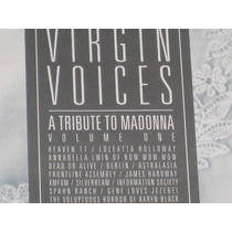 Virgin Voices * A Tribute To Madonna* Vol.1 Artistas Varios