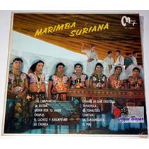 Lp / Acetato Marimba Suriana!! Maa
