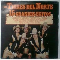 Tigres Del Norte Lp Nuevo Norteño Carlos Y Jose Cadetes