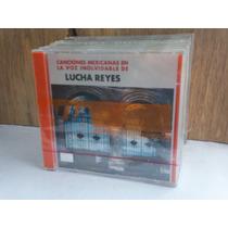 Lucha Reyes. Canciones Mexicanas En La Voz Inolvidable. Cd.