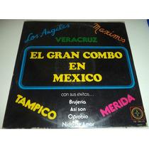Lp El Gran Combo / En Mexico / Nuevo Sellado