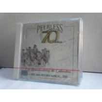Los Guacharacos De Colombia. 70 Años Peerless. Cd.