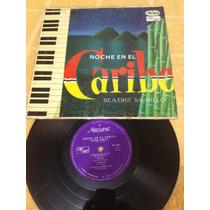 Beatriz Murillo Noche En El Caribe Mini Lp De 8 Canciones