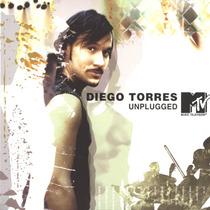 Diego Torres Unplugged Mtv Dvd Nuevo Excelente Estado
