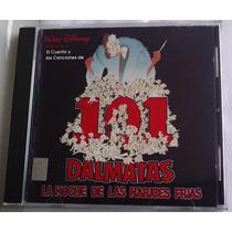 101 Dalmatas Cuento Y Canciones D La Noche D Las Narices Cd