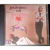 Cd Juan Luis Guerra Y Su 440 Bachata Rosa Ed 1991