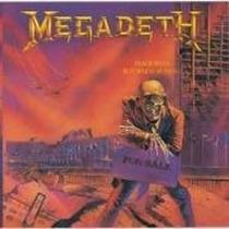 Megadeth Peace Sells But Whos Buyi Importado Lp Vinilo Nuevo