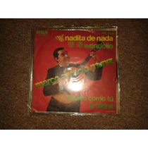 Disco Acetato 45 Rpm De: Marco Antonio Muñiz