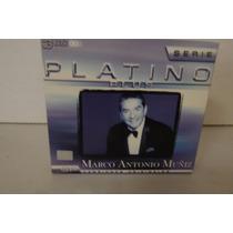 Marco Antonio Muñiz-edición Platino Plus