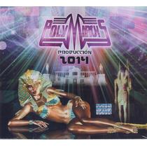 Polymarchs Produccion 2014 Cd + Dvd Mixed (special Edition)