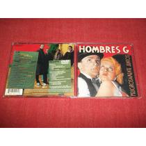 Hombres G - Peligrosamente Juntos Cd Y Dvd Imp Ed 2002 Mdisk