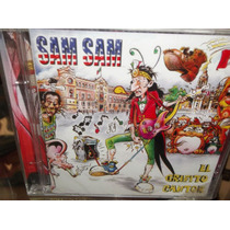Sam Sam El Grifito Cantor Cd Sellado