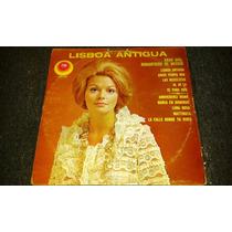 Disco Acetato De: Lisboa Antigua, Orquesta Romanticos De Mex