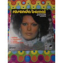 Rosenda Bernal Lp La Nueva Ley De La Cancion Ranchera 1977