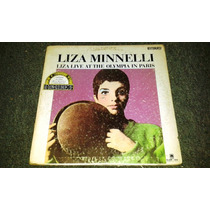 Disco Acetato De Liza Minnelli, Liza Live At The Olympia In