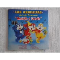 Las Ardillitas De Lalo Guerrero - Mensajes Y Locuras