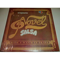 Lp Orquesta Novel / Salsa