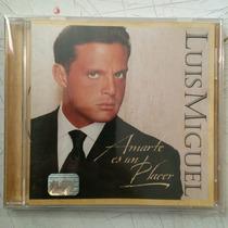 Luis Miguel - Amarte Es Un Placer (cd, 1999) Maa