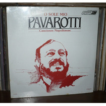 Luciano Pavarotti Lp O Sole Mio Canciones Napolitanas Sellad