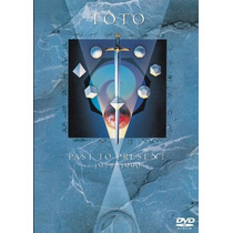 Dvd Original Toto From Past To Present 1977-1990 Holyanna