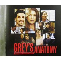 Soundtrack - Greys Anatomy Importado De Usa