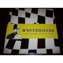 Whitehouse Englishman In New York Maxi Single Vinyl Lp Sting