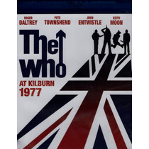 The Who. Live At Wembley Arena. Blu-ray Nuevo.