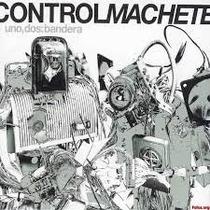 Control Machete Uno,dos:bandera Cd Nuevo Envio Gratis