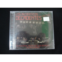 Los Autenticos Decadentes Cd`s