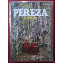 Pereza Barcelona Dvd+cd Edición Cristal Bunbury Leiva Tzhb